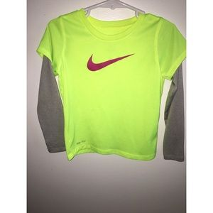 Kids NIKE Dri-fit Shirt